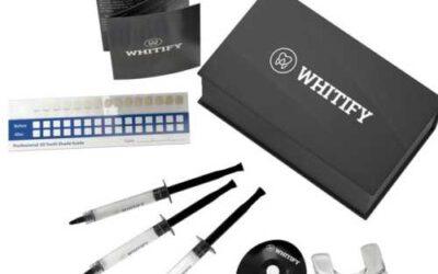 Whitify -wybielenie zębów ᐅ #Zamów online#