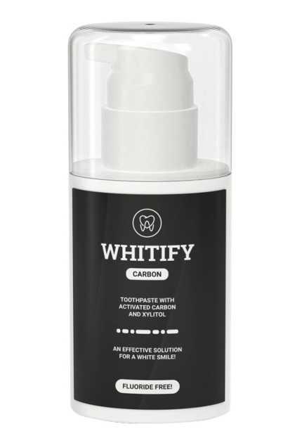 Whitify Carbon – pasta wybielająca zęby ᐅ #Zamów online#